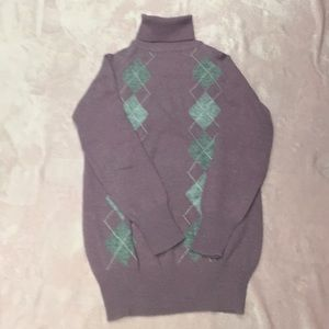 Zara turtle neck sweater Size large